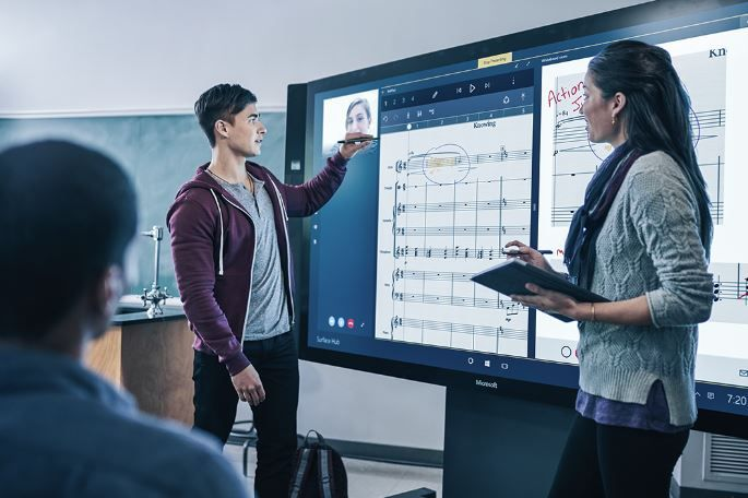 Microsoft increases Surface Hub resellers.JPG