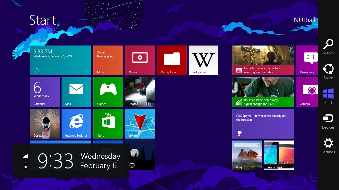 Tile Rows on Surface RT | Page 5 | Microsoft Surface Forums