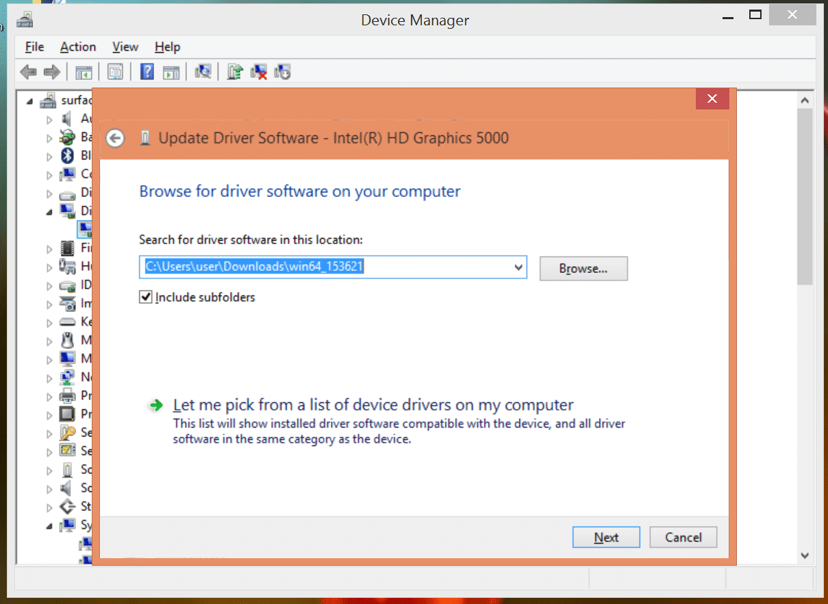 Solved - Graphics Control Panel/Scaling/Overscan | Microsoft
