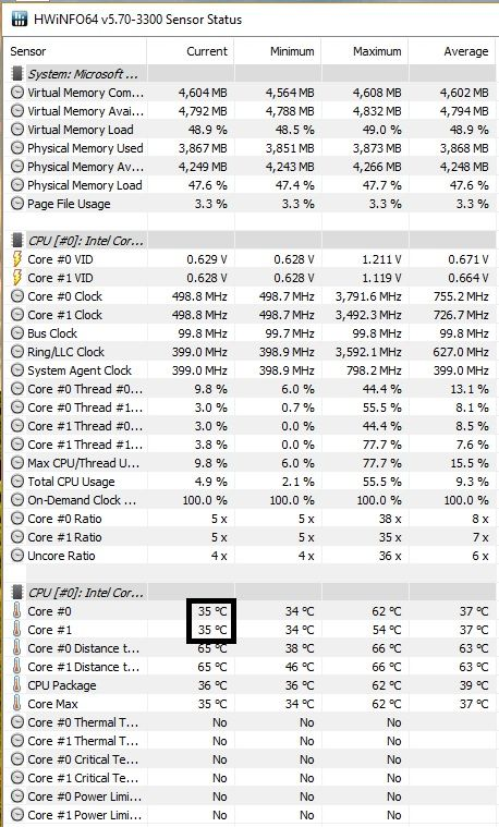 New Surface Pro (2017) - Overheating under load when plugged in ...