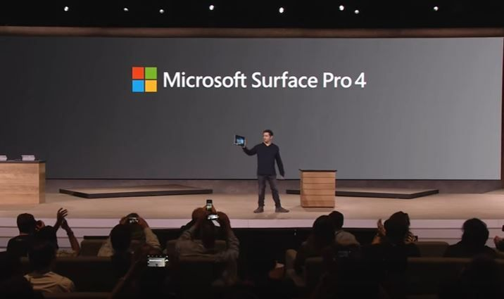 Panay says no Surface Pro 5 just yet.JPG